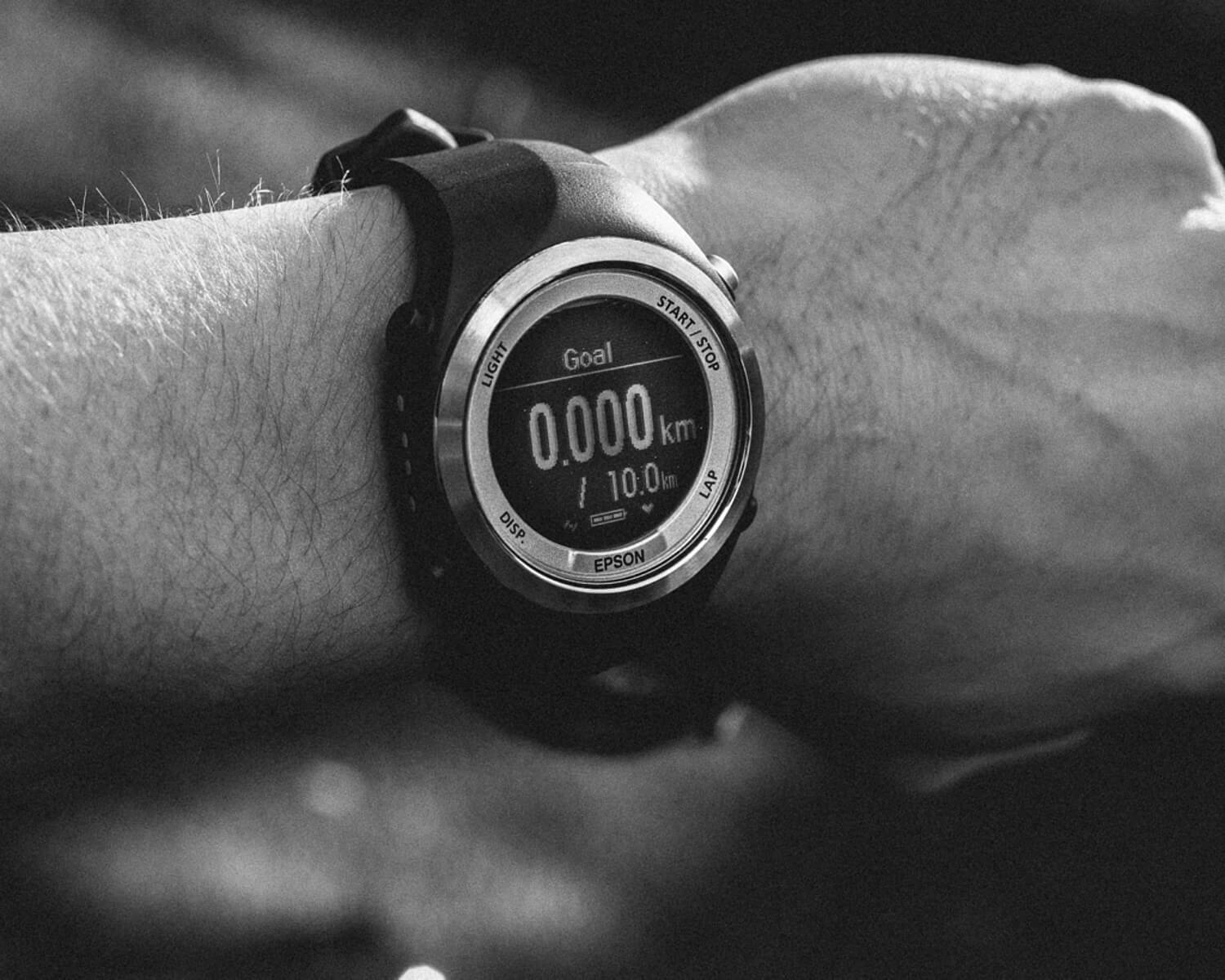 Sensewear watch by lifestyle photographer Tim Cole