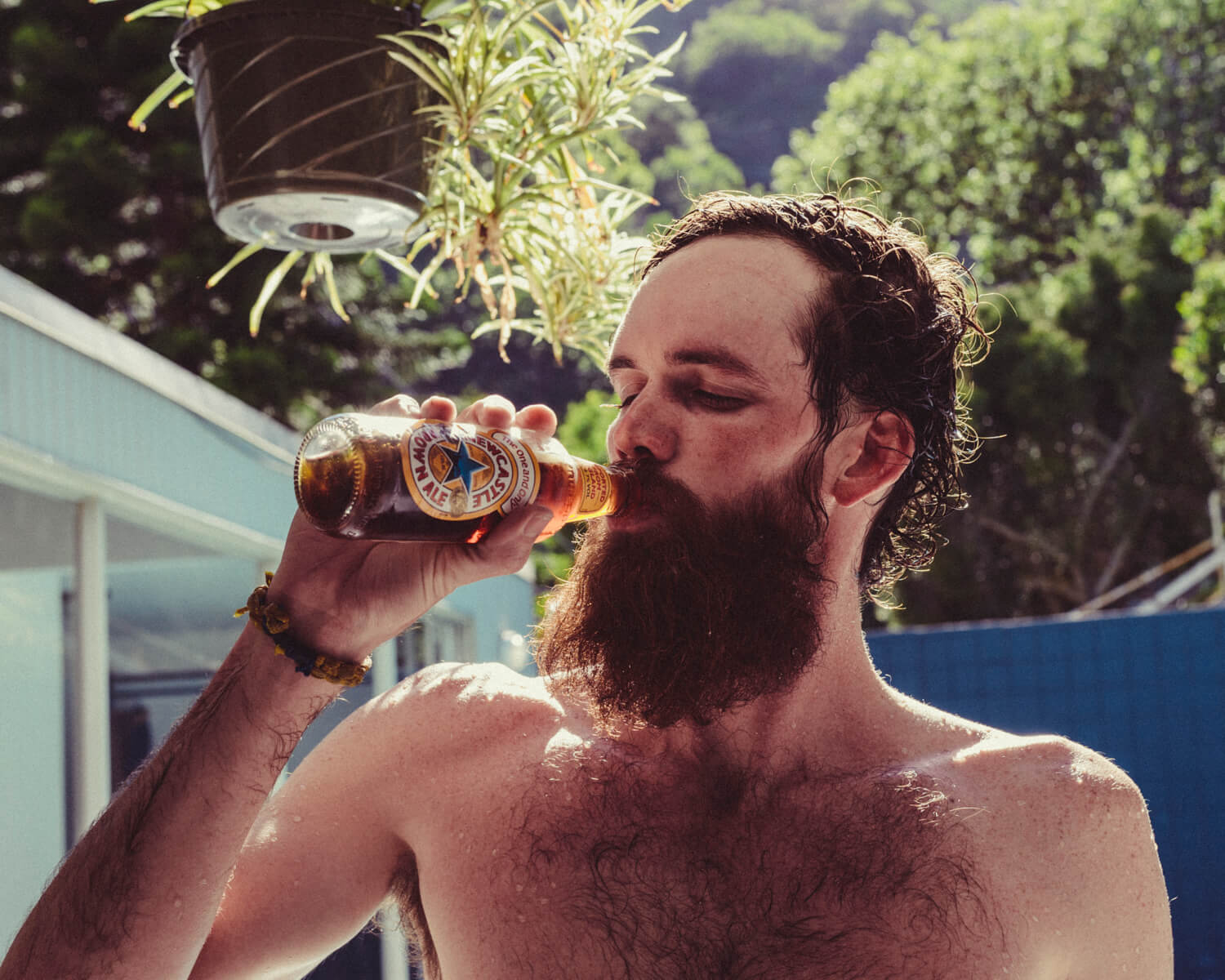 Hipster  drinks by lifestyle photographer Tim Cole
