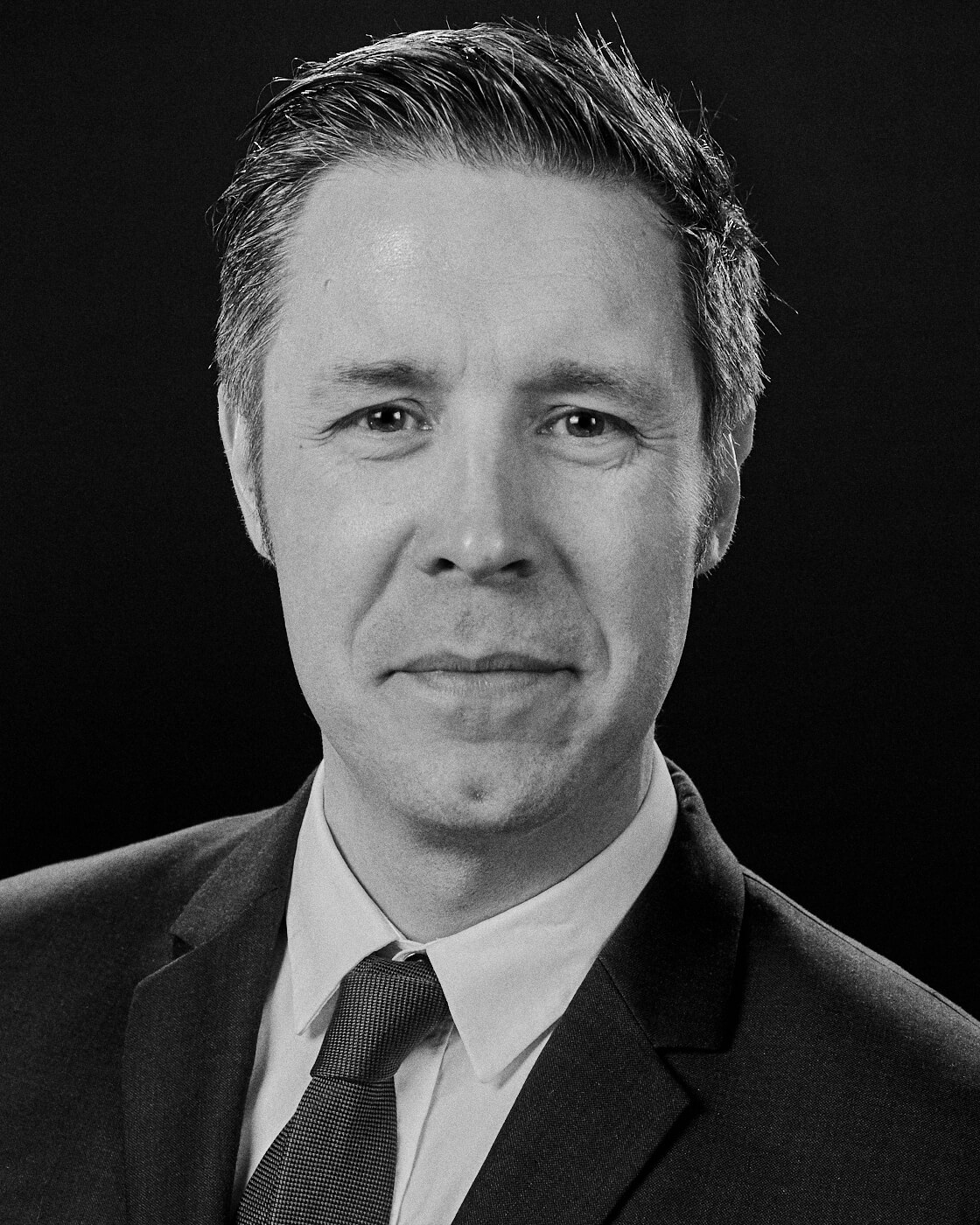 B/W, Paddy Considine,  by lifestyle photographer Tim Cole