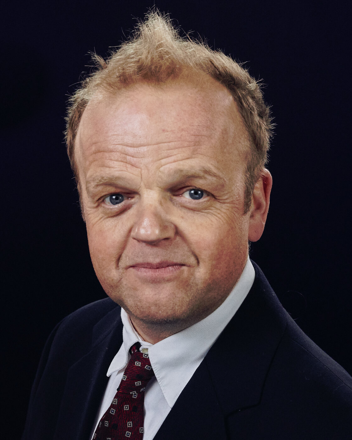 Toby Jones,  by lifestyle photographer Tim Cole
